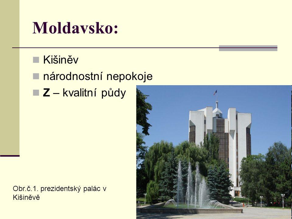 Bělorusko: Minsk Těžba draselných solí P chemický a dřevozpracující Obr.č.2.