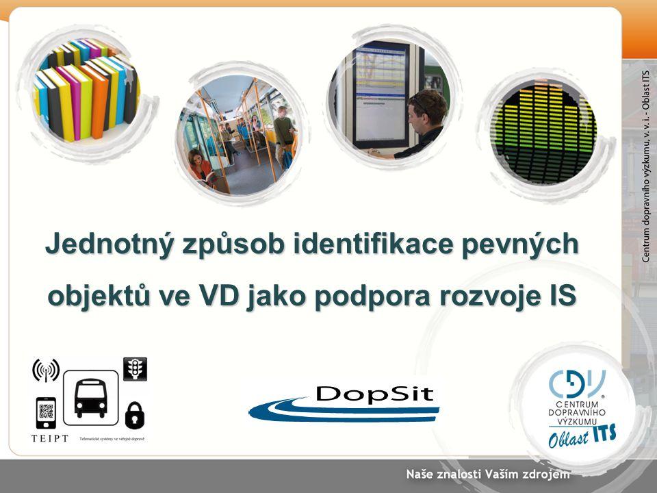Obsah prezentace Obecná problematika Passportizace Standardizace Telematické systémy ve VD (TAČR) Dosavadní výsledky Reálná aplikace Květen 2013