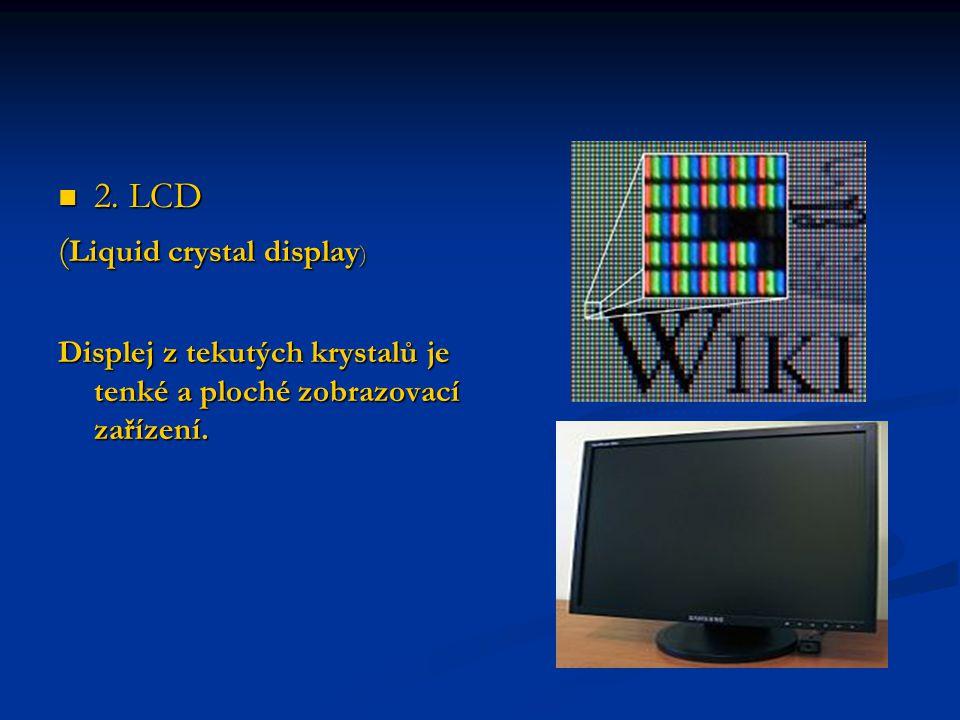 2. LCD 2.