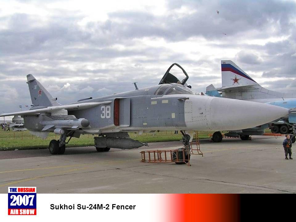 Sukhoi Su-24M-2 Fencer
