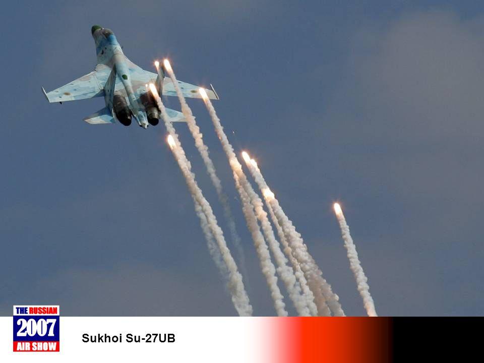 Sukhoi Su-27UB
