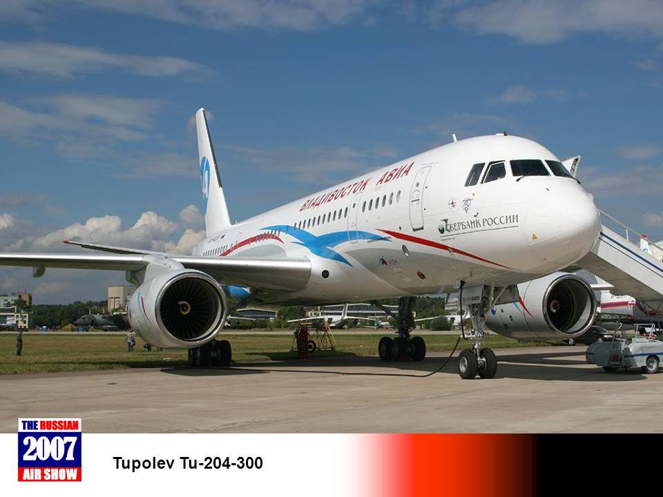 Tupolev Tu-204-300