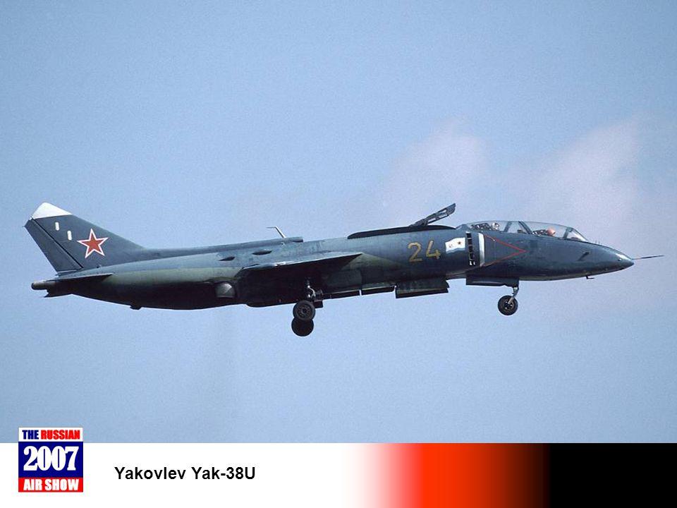 Yakovlev Yak-38U