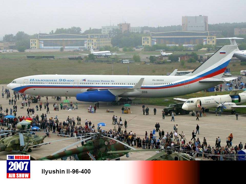 Ilyushin Il-96-400