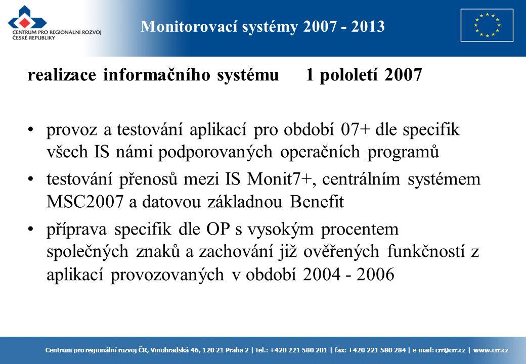 Centrum pro regionální rozvoj ČR, Vinohradská 46, 120 21 Praha 2 | tel.: +420 221 580 201 | fax: +420 221 580 284 | e-mail: crr@crr.cz | www.crr.cz re