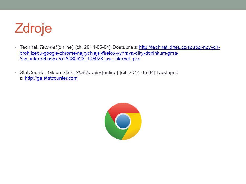 Zdroje Technet.Technet [online]. [cit. 2014-05-04].