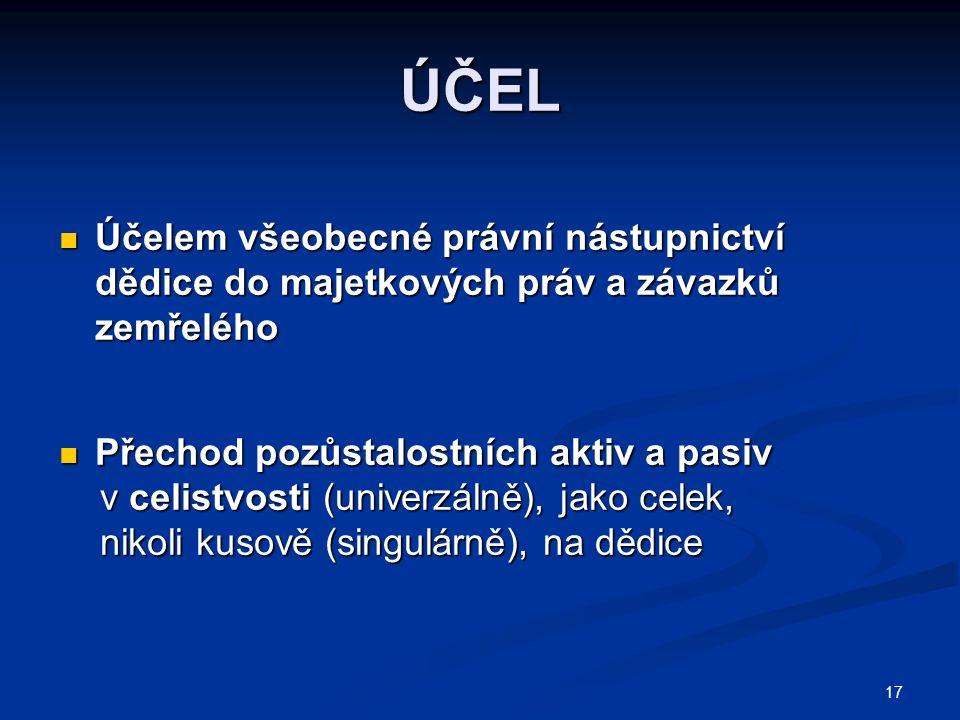 18 ZÁSADY 1.zásada privátní autonomie srv. právní princip svobodné vůle srv.