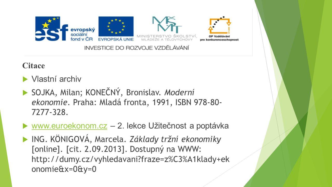 Citace  Vlastní archiv  SOJKA, Milan; KONEČNÝ, Bronislav.