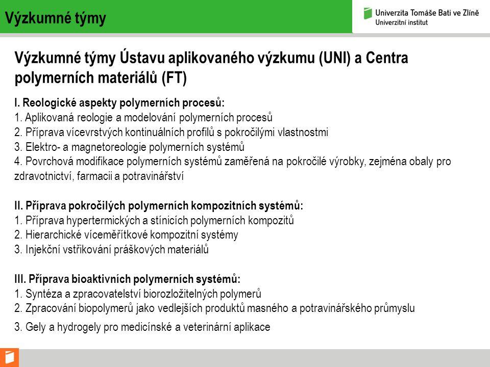 "Podpora výzkumu, vývoje a inovací Projekt: "" CERADA  Central European Research and Development Area  7."