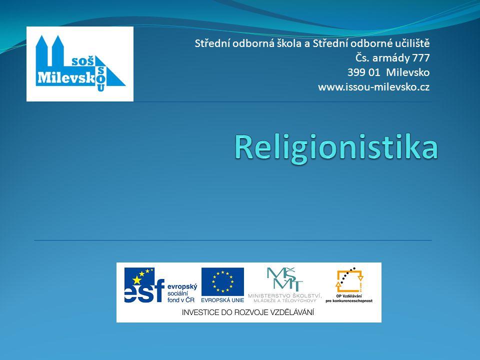 Střední odborná škola a Střední odborné učiliště Čs. armády 777 399 01 Milevsko www.issou-milevsko.cz