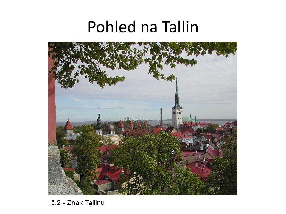 Dějiny Archeologické nálezy dokládají, že území Tallinnu, bylo poměrně hustě osídleno již od počátku doby železné, tedy již v raném 1.