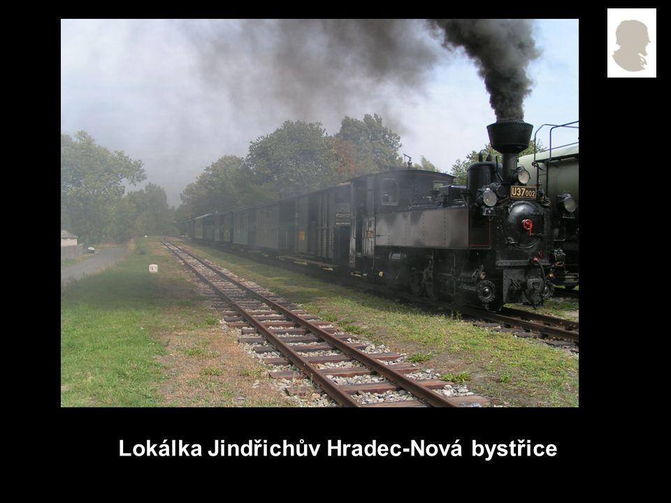 Lokálka Jindřichův Hradec-Nová bystřice