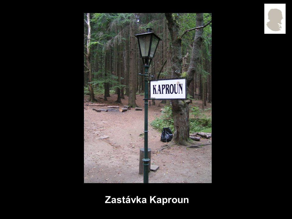 Zastávka Kaproun