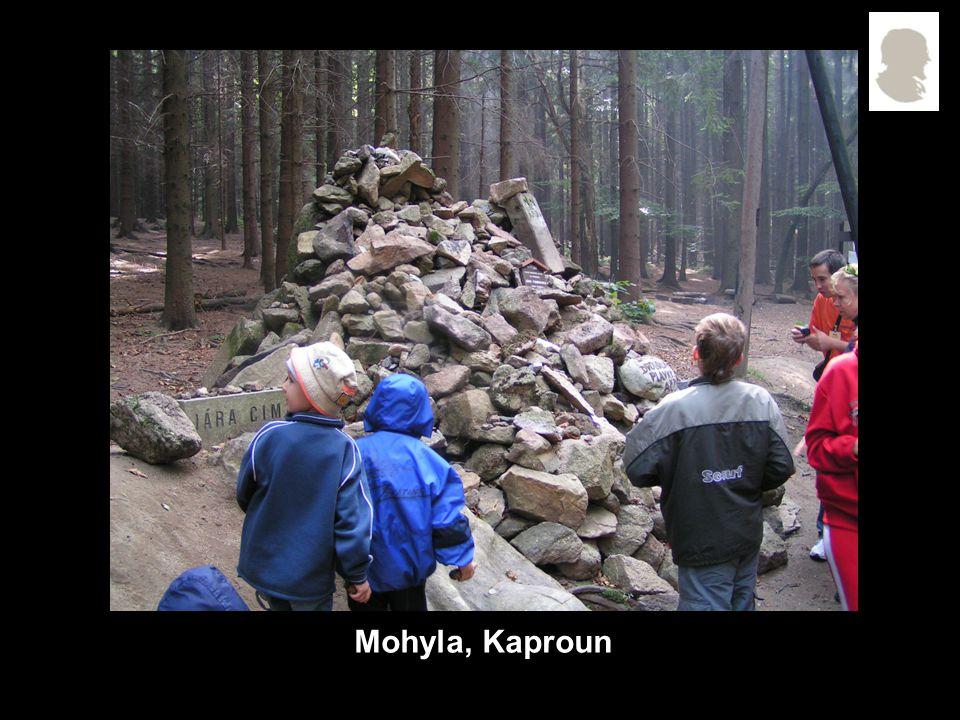 Mohyla, Kaproun