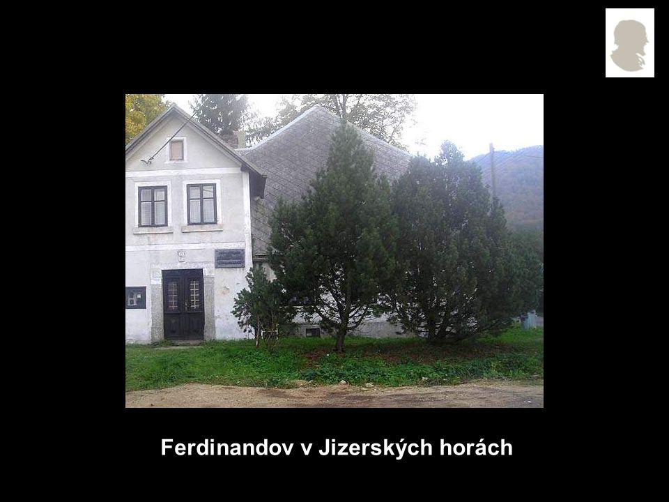 Ferdinandov v Jizerských horách