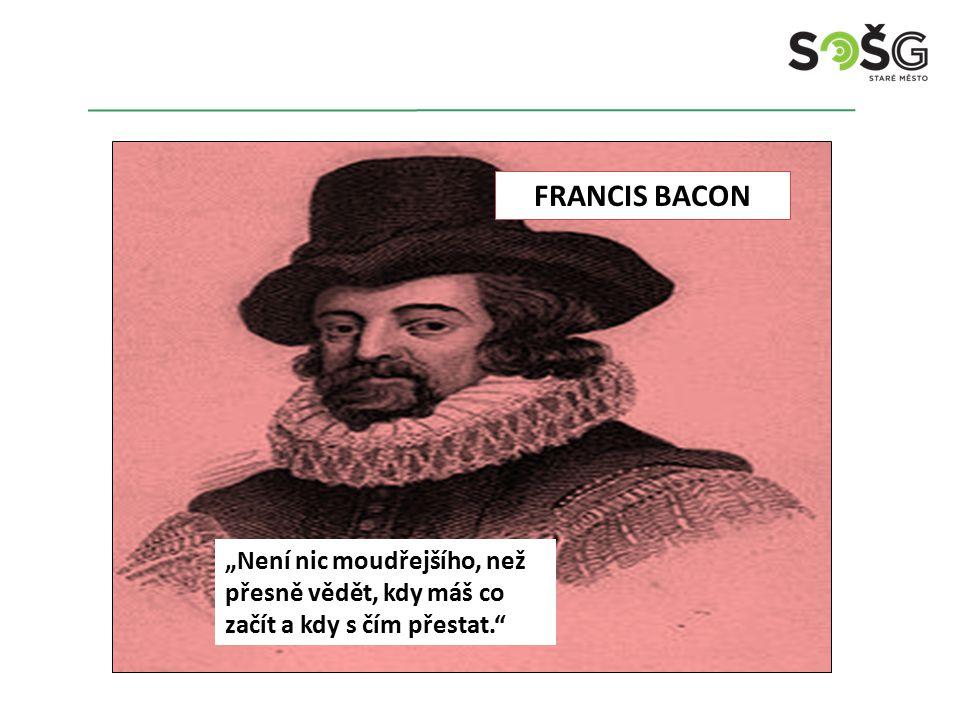 směry 17.století označujeme jako novověkou filozofii, protože od 17.