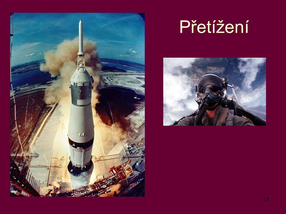 """13 Přetížení """"start rakety a letec"""""""