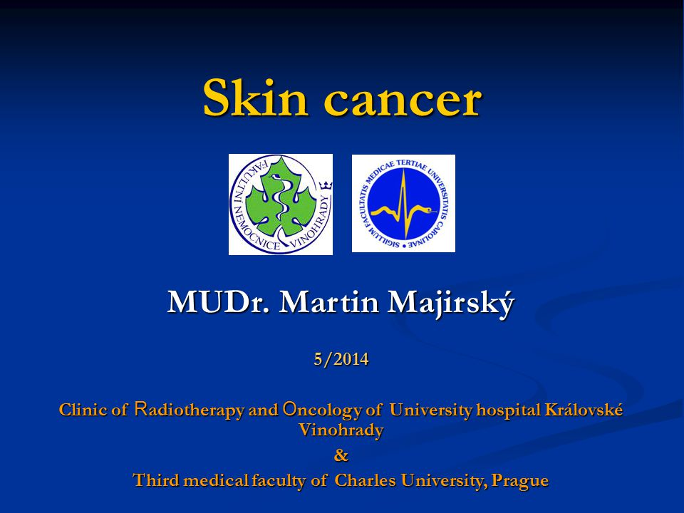 Skin cancer MUDr.