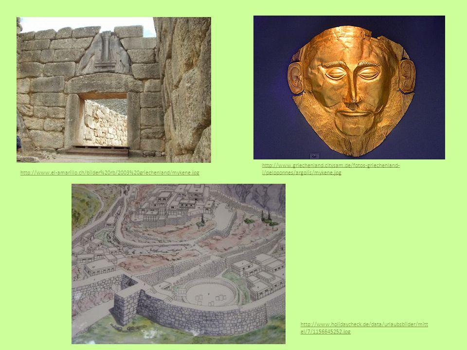 Pojmy: Kyklop – jednooký bájný obr Kyklopské zdivo – z velikých kamenů, které drží pohromadě svou vahou http://www.fritz- wissemborski.de/media/DIR_77491/9Das- Loewentor-in-Mykene.jpg