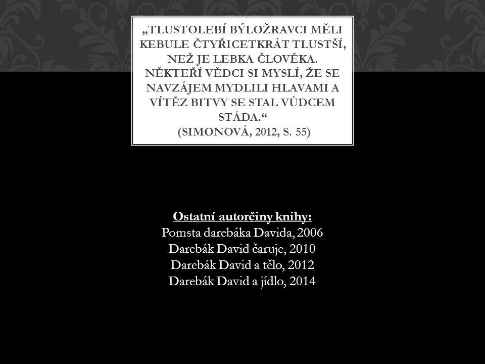 BLÁHOVÁ, DÁŠA.TICHÉ MOŘE VYPRÁVÍ. PRAHA: VLTAVÍN, 2006.