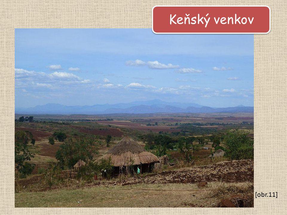 Keňský venkov [obr.11]
