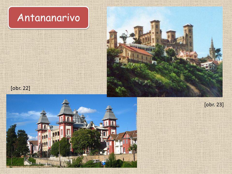 Antananarivo [obr. 22] [obr. 23]
