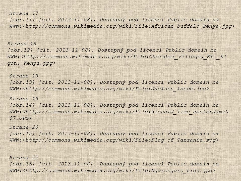 Strana 17 [obr.11] [cit. 2013-11-08]. Dostupný pod licencí Public domain na WWW: Strana 18 [obr.12] [cit. 2013-11-08]. Dostupný pod licencí Public dom