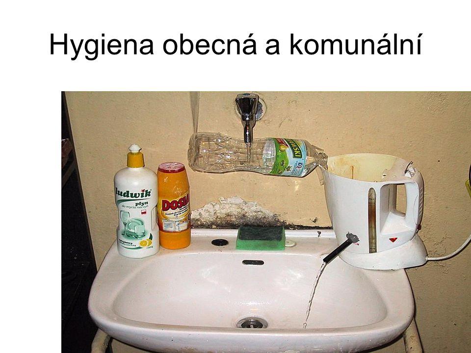 Hygiena obecná a komunální