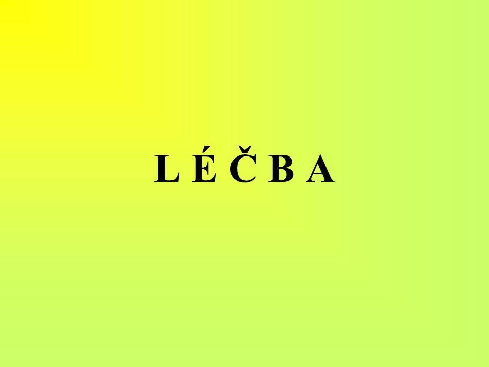 L É Č B A