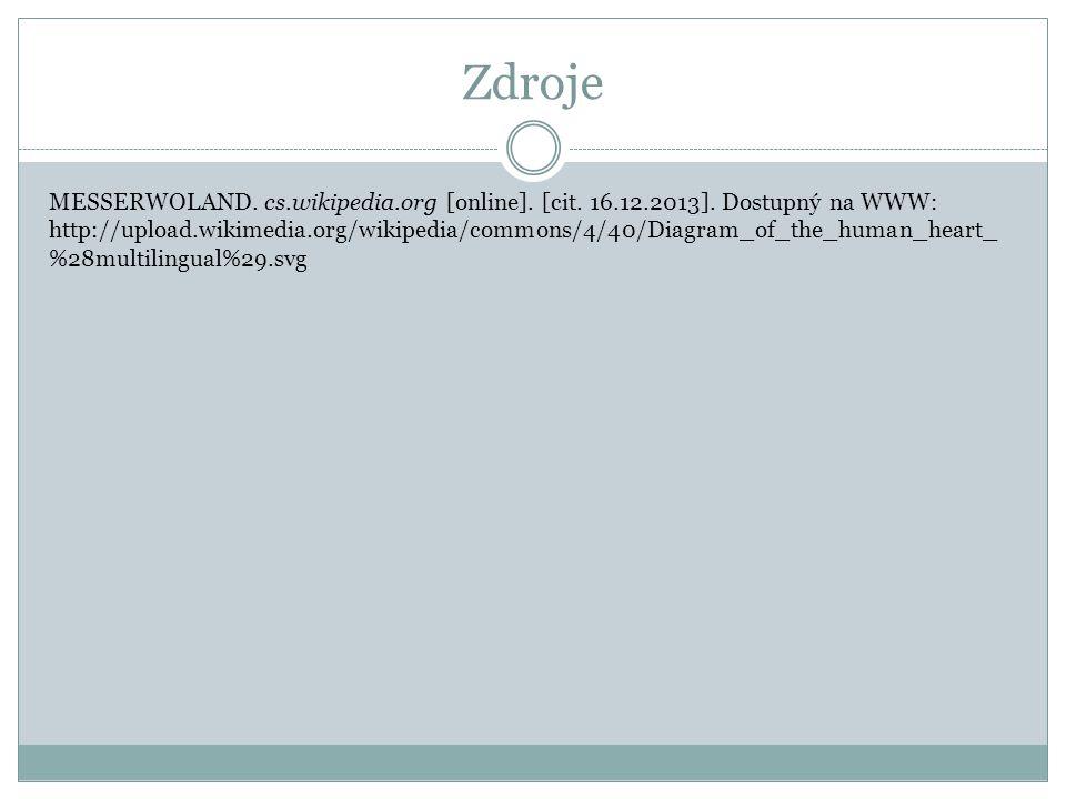 Zdroje MESSERWOLAND. cs.wikipedia.org [online]. [cit. 16.12.2013]. Dostupný na WWW: http://upload.wikimedia.org/wikipedia/commons/4/40/Diagram_of_the_