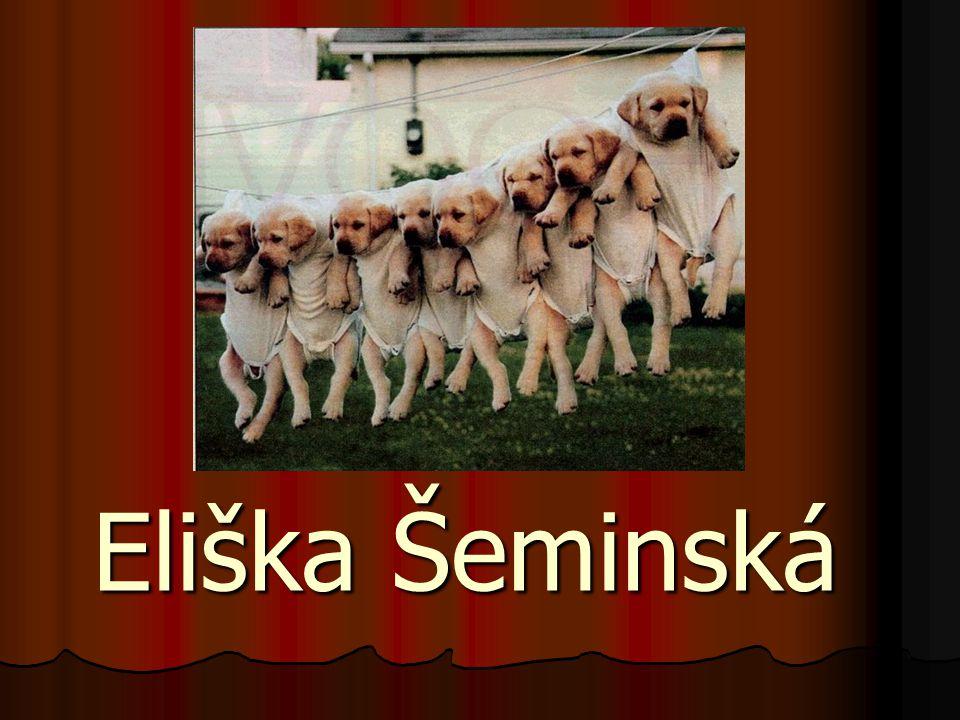 Eliška Šeminská