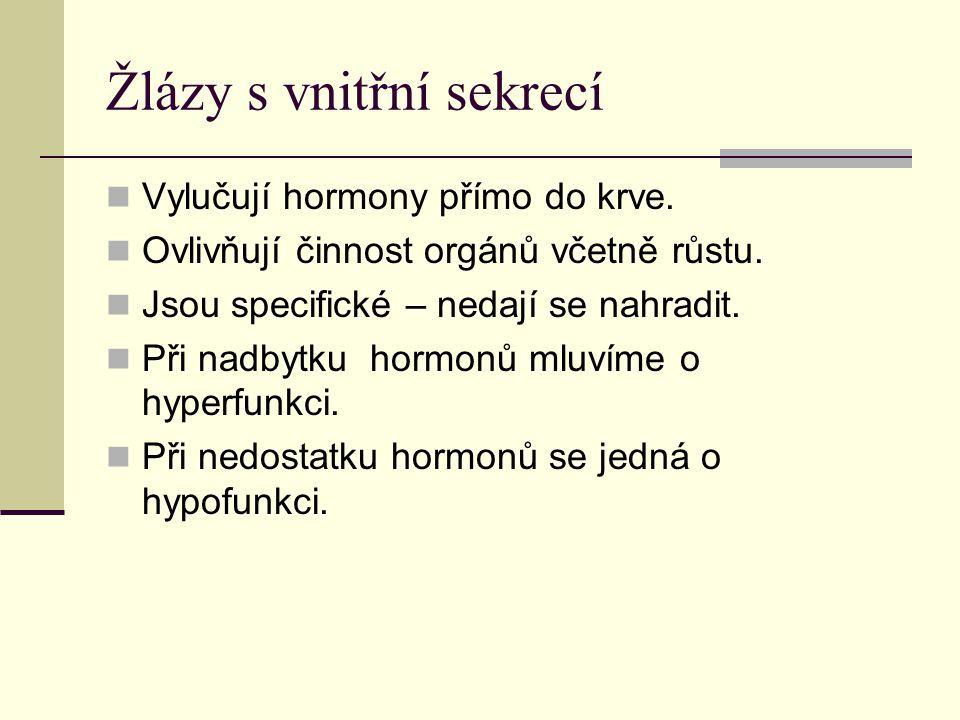 Hormony u bezobratlých Ekdyson – řídí svlékání hmyzu.
