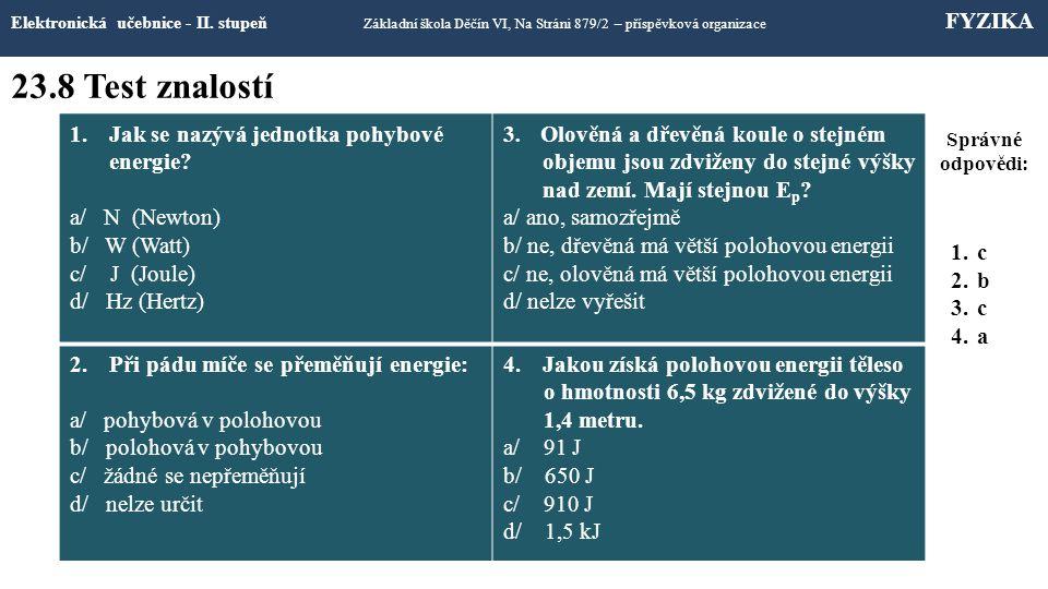 23.7 CLIL Elektronická učebnice - II.