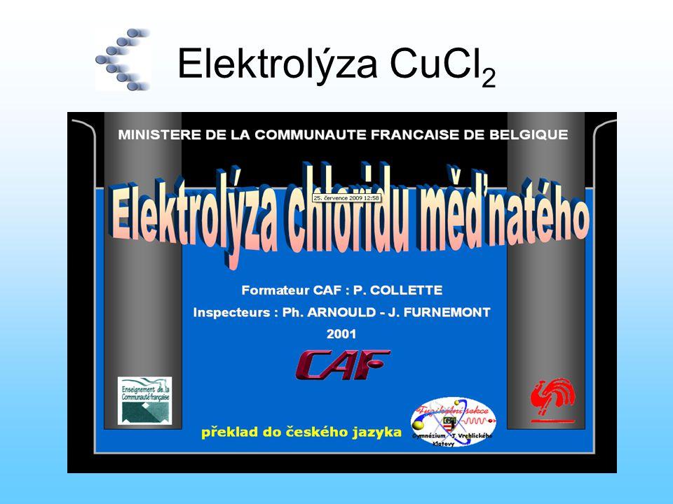 Praktické využití elektrolýzy  elektrolýza se v průmyslu uplatňuje jako :  galvanické pokovování (Ag, Cr, Cu, Ni)  elektrolytická výroba kovů (např.