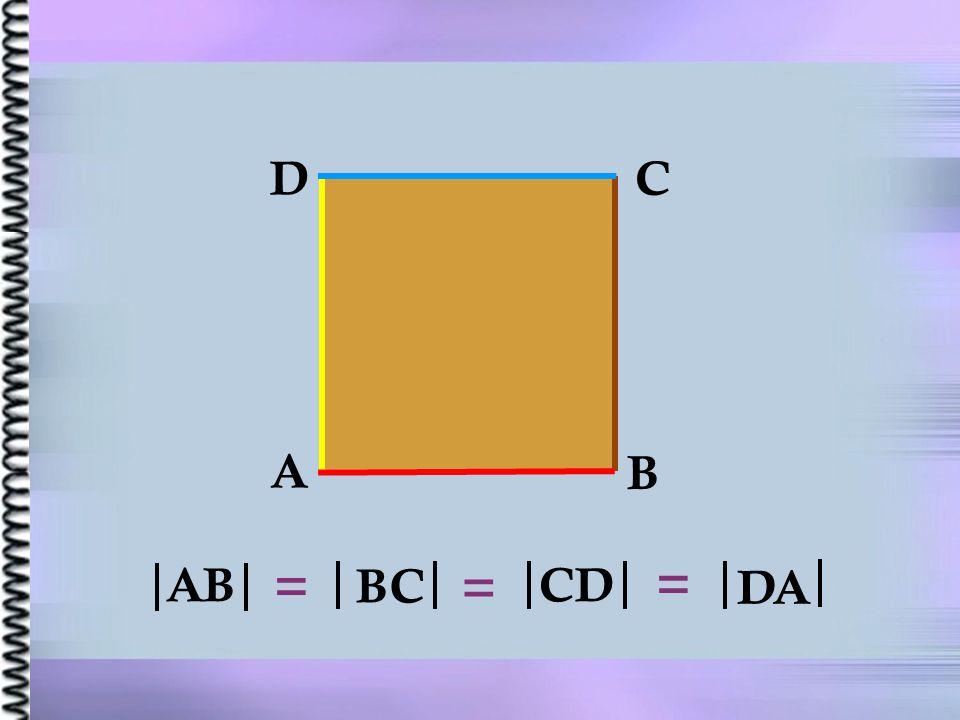 A B CD AB BC CD DA = = =