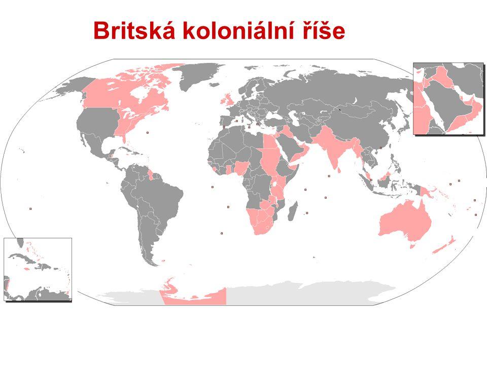 Britská koloniální říše