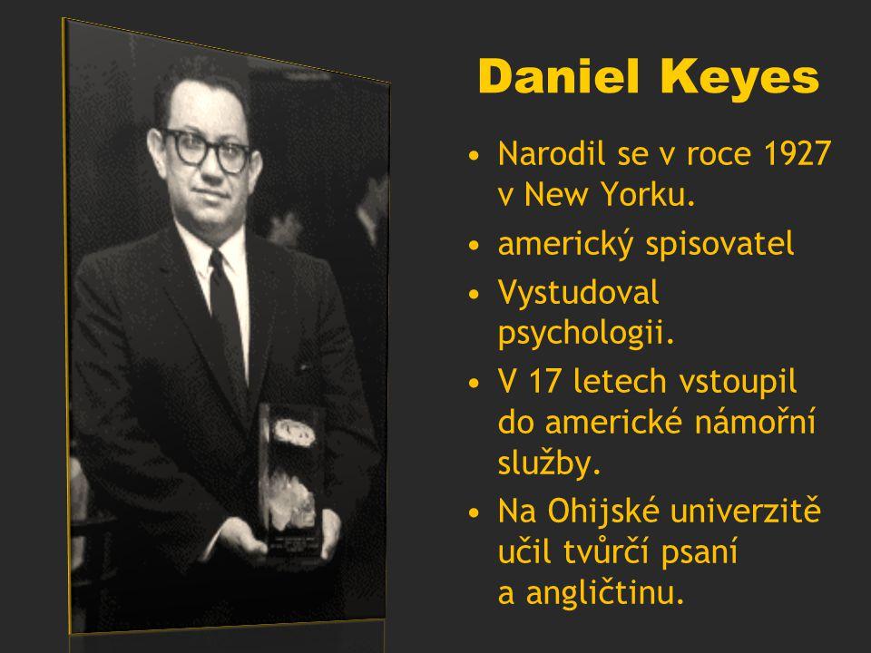 Narodil se v roce 1927 v New Yorku. americký spisovatel Vystudoval psychologii.