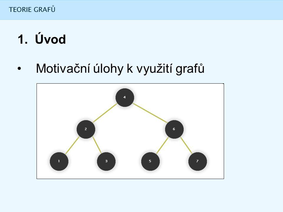 1. Úvod Historie teorie grafů