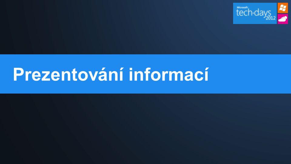 Prezentování informací