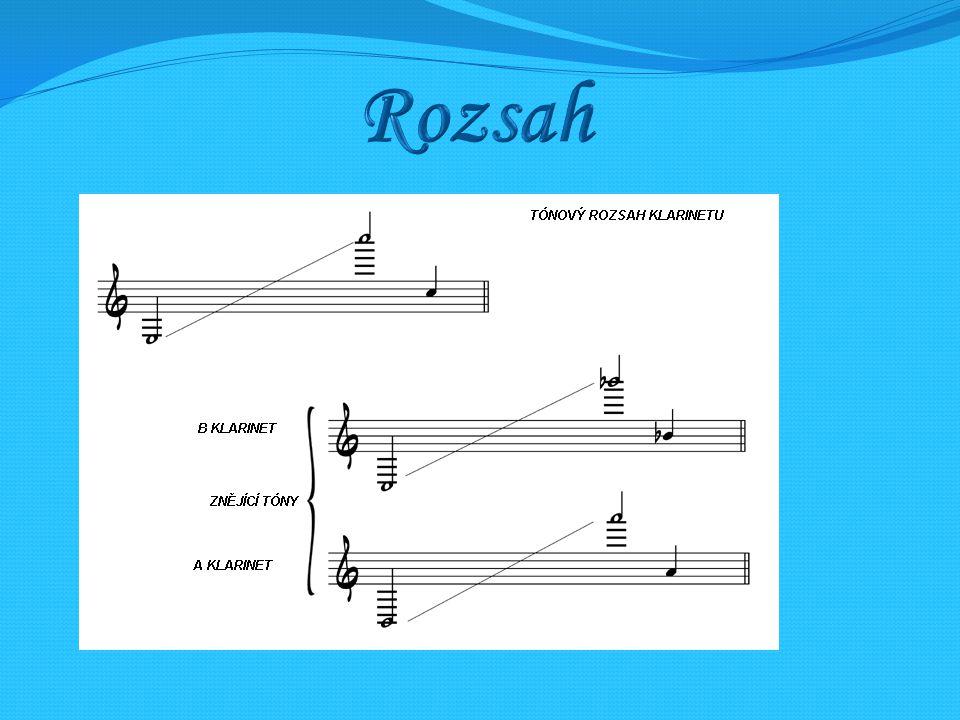 Nejrozšířenější dechový kvintet - příčná flétna, klarinet, fagot a lesní roh.