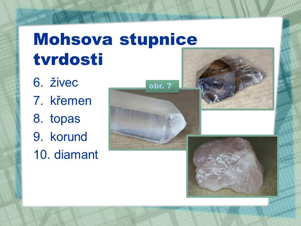 Štěpnost schopnost minerálů štípat se při úderu podle určitých krystalografických směrů dokonalá – minerál se štípe na jemné plátky (např.