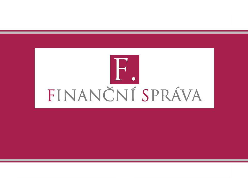 Příloha k DaP Generální finanční ředitelství Ing.