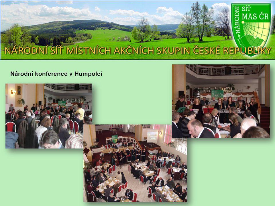 Národní konference v Humpolci