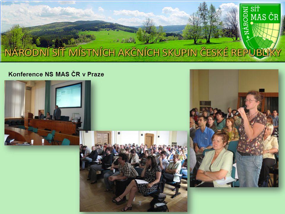 Konference NS MAS ČR v Praze