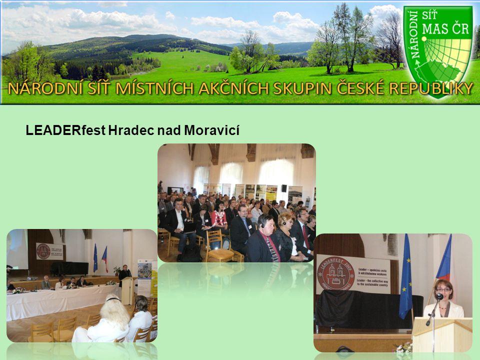 LEADERfest Hradec nad Moravicí