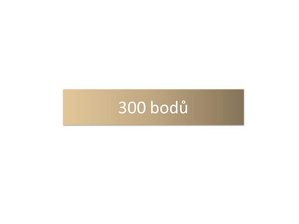 500 bodů