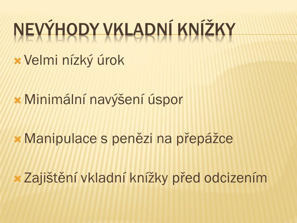  Finanční gramotnost pro druhý stupeň základní školy, Petr Jakeš a kolektiv, Fortuna, Praha 2011, ISBN 978-80-7373-089-5, str.