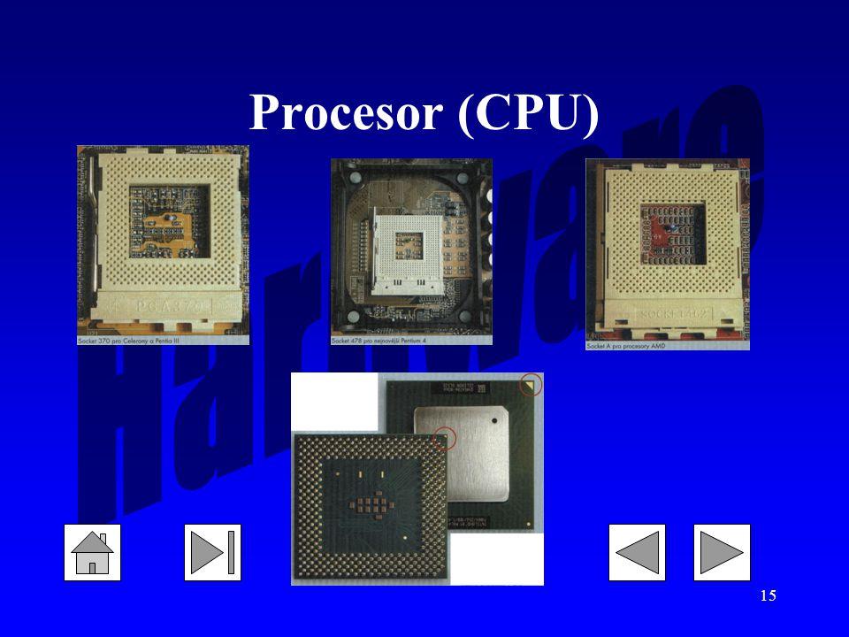15 Procesor (CPU)
