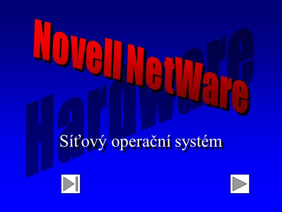 Síťový operační systém