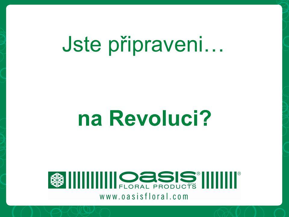 Jste připraveni… na Revoluci?